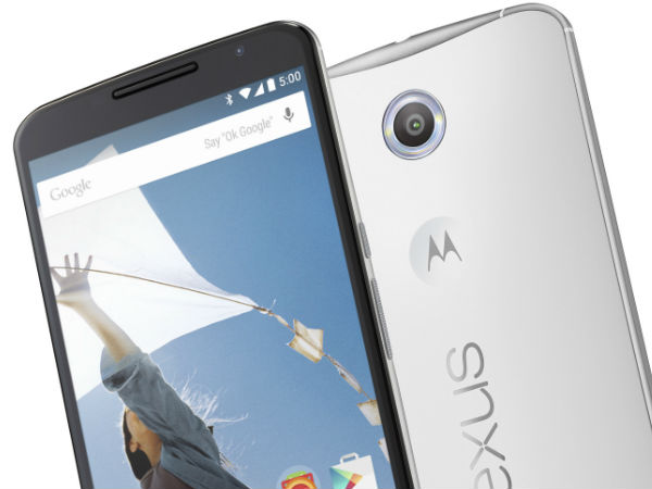 Google Nexus 6 Now Up for Pre-Order: 5 Interesting Features