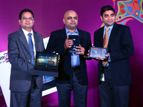 SAKRI Launches 8 and 10-inch Windows 8.1 WINTAB Tablets In India