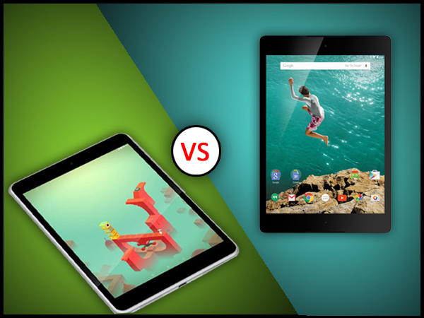 Nokia N1 Vs Nexus 9: Android Tablet Face-Off