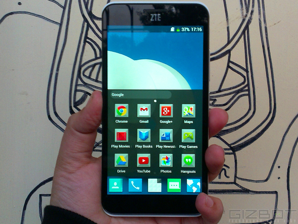 ZTE Grand S2 Smartphone First Look: A Winner in  the Making