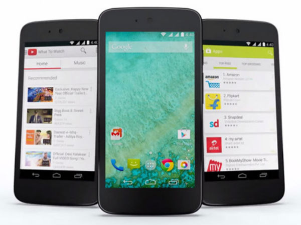 Android One Smartphones To Be Treated With Lollipop Update Soon
