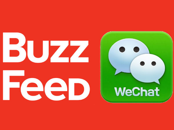 BuzzFeed Opens Official Account On WeChat