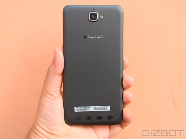 Celkon Millennia Epic Q550 First Look