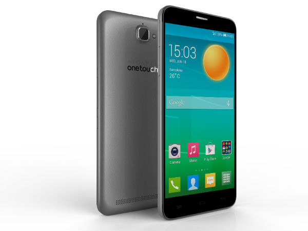 Alcatel OneTouch Flash 'Selfie' Smartphone Launched at Rs 9,999