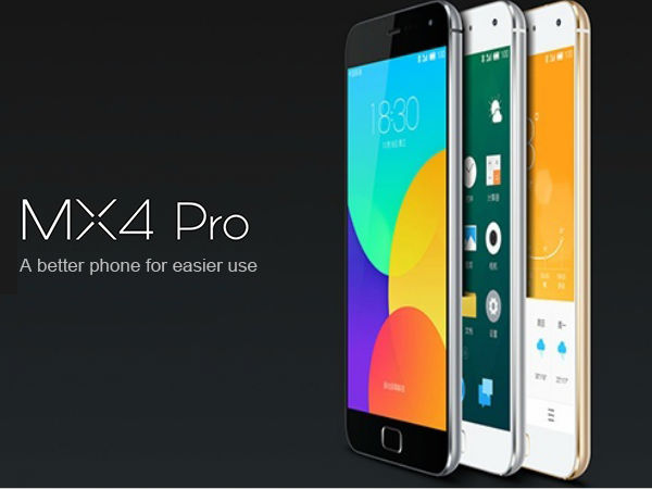 Meizu MX4 Pro Announced With High-End Hardware and Fingerprint Sensor