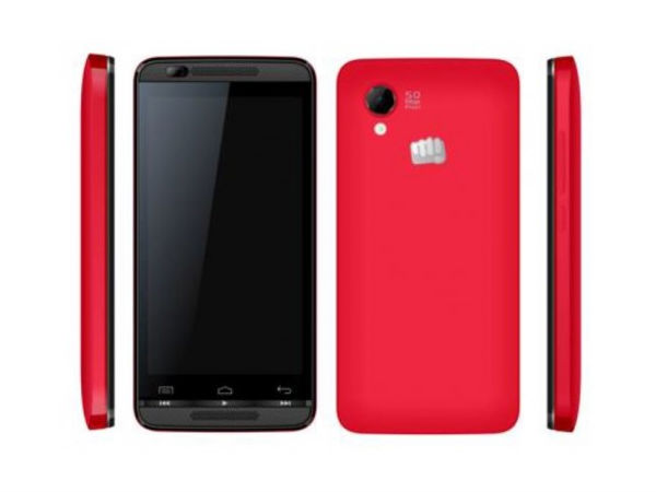 Micromax Bolt AD4500 With Android KitKat Now Available At Rs 5,249