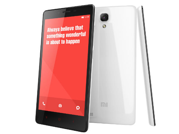 Xiaomi Redmi Note To Launch in India Next Month: Company Official