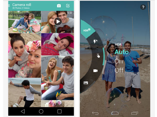 Motorola Camera and Gallery Apps Now Updated With New Features and Des