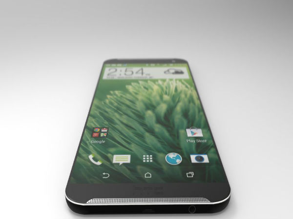 HTC M9 Concept Smartphone Render Hits Online [PICTURES]