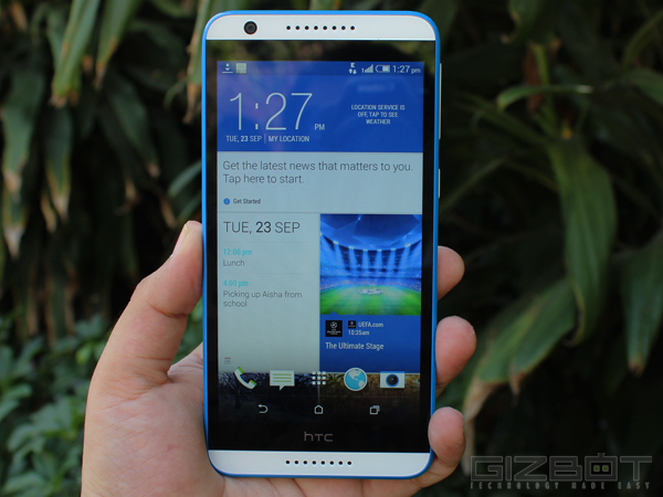 HTC Desire 820s Receives 1.26 Million Pre-orders in China