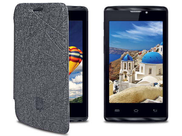 iBall Andi4 Arc With Android KitKat Launched in India At Rs 3,499