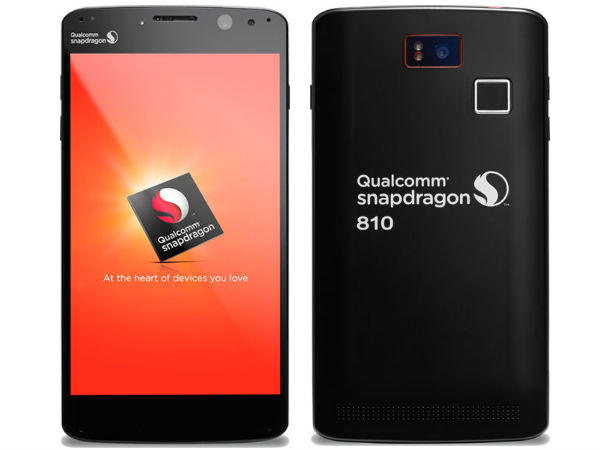 Qualcomm Snapdragon 810 Reference Hardware Platform Goes On Sale