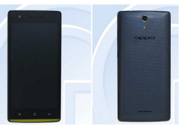 Oppo 3007 Smartphone With Mid-Range Specs Visits TENAA