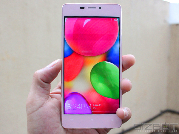 Gionee Elife S5.1 Launched in India for Rs 18,999