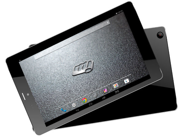 Micromax Launches Canvas Tab P666 Tablet With 8-inch Display
