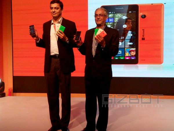 Microsoft Lumia 535 Dual SIM Launched in India At Rs 9,199