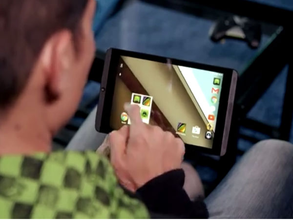 Android 5.0 Update For Nvidia Shield Tablet 4G Has started Rolling Out