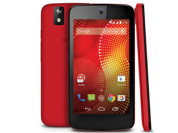 Karbonn Sparkle V: Buy at Rs.3,999 Only -