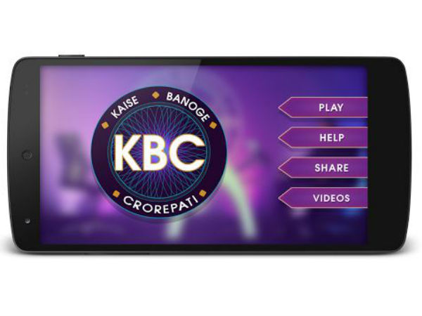 Play KBC 2014 Game Review: The Next Best Thing to the Original