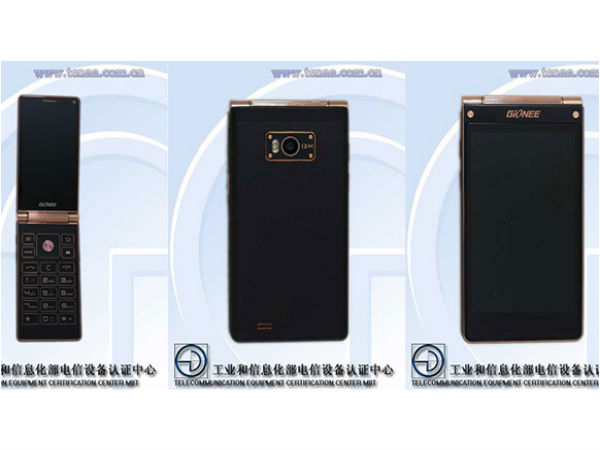 Gionee Clamshell Smartphone Leaks Online Touting Dual 1080p Display [R