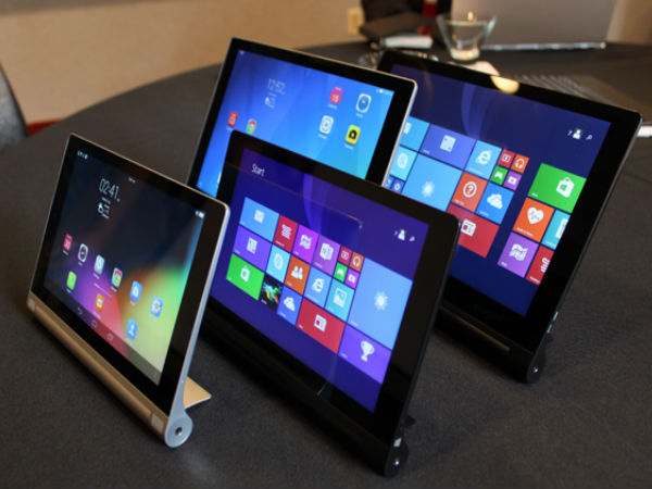 Lenovo Yoga Tablet 2: 5 Interesting Things