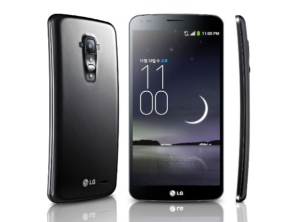 LG G Flex 2 Tipped To Go Official at CES 2015