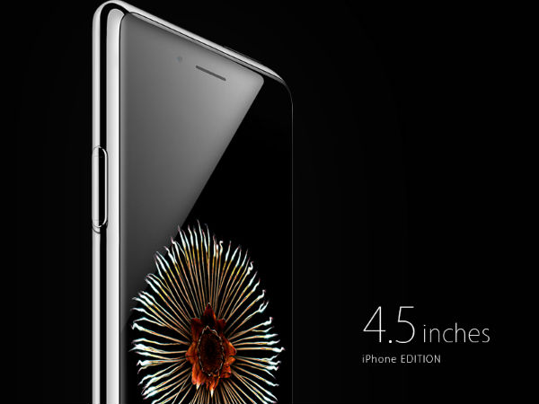 Apple 'iPhone Edition' Concept Smartphone Grips Consumer Attention