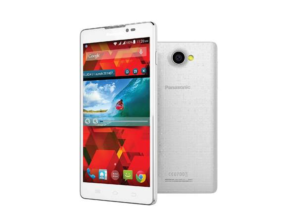 Panasonic P55: Mid-End Smartphone With 5.5 Inch HD Display Launched