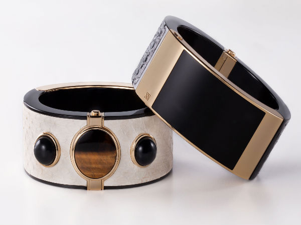 Intel Launches MICA Smart Bracelet With 1.6 Inch Curved OLED Display
