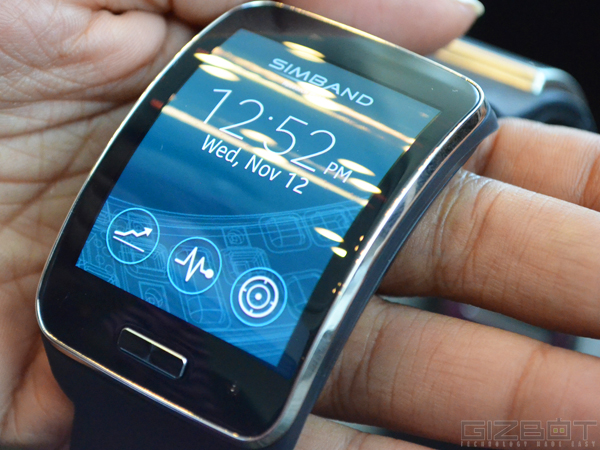 Samsung Simband First Look: Welcome to the Future of Wearables