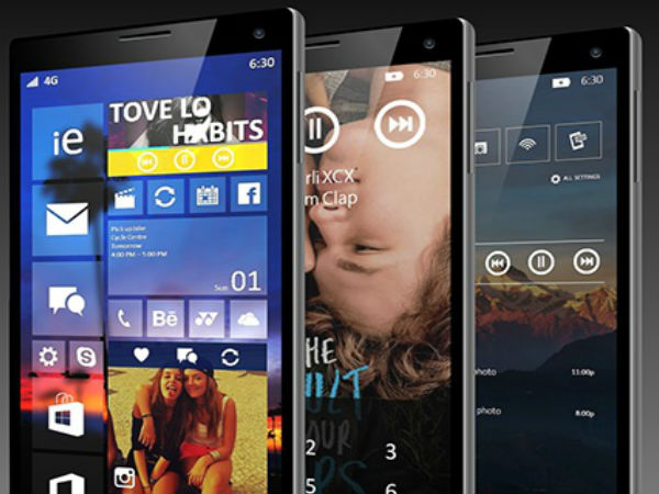 this is how Windows phone 10 UI will look like