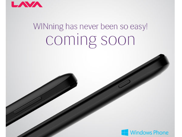 Lava Iris Win: New Windows Phone Could Launch Soon