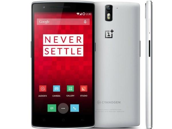 Xiaomi Redmi Note Vs OnePlus One: Specs Comparison