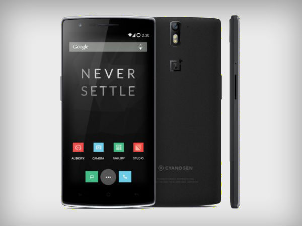 OnePlus One Launched In India With CyanogenMod