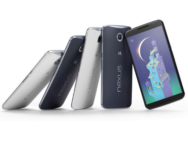 Flipkart Confirms Retail Availability of Google Nexus 6 in India