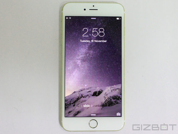 Apple iPhone 6 Could Face Design Patent Dispute