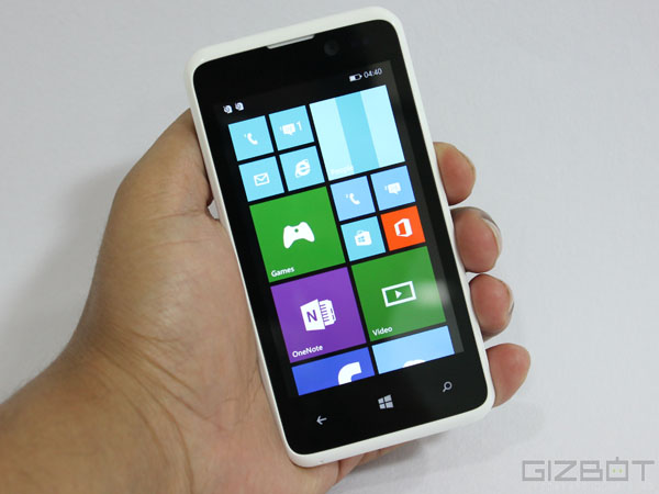 Celkon Win 400 First Look: Looking for a Budget Windows Phone Handset?