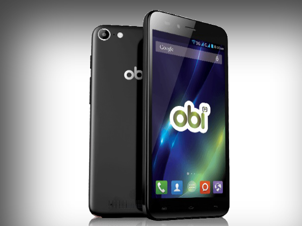 Obi Boa S503: Another Android KitKat Smartphone Launched for Rs 7,580