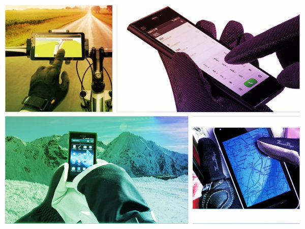10 Smartphones With Ultra Sensitive Glove Mode Screens