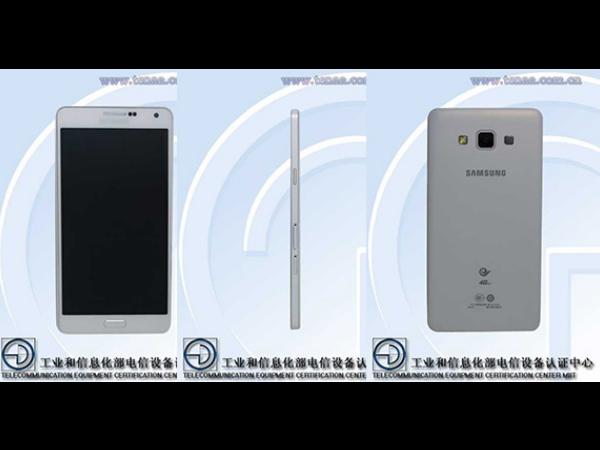 Samsung Galaxy A7 Spotted at TENAA Boasts Octa Core CPU