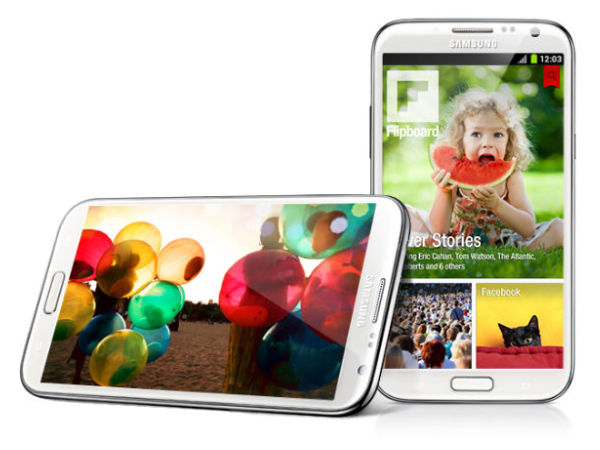 Samsung Confirms Android 5.0 Lollipop Update For Galaxy Note 2