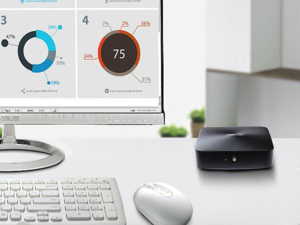 Asus Officially Announces VivoMini UN62, UN42 Ultra-compact mini PCs