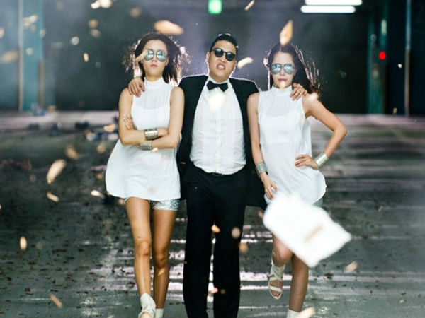 Psy's Gangnam Style Music Video Broke YouTube's View Counter