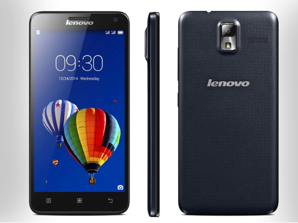 Lenovo S850: Budget Android Smartphone Launched With Quad-Core Process