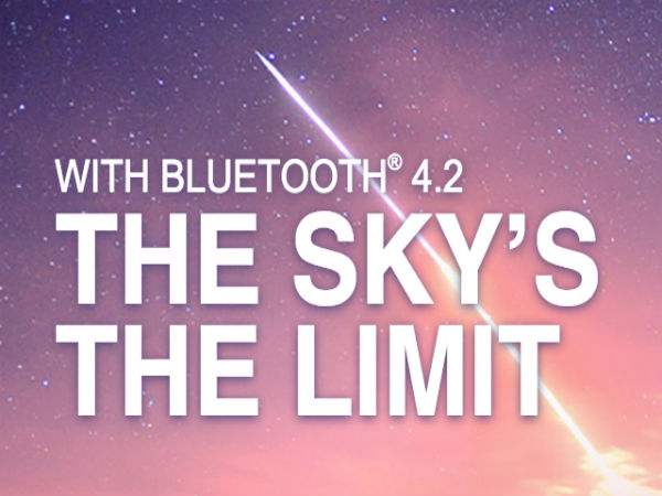 Bluetooth 4.2 Standard Promises Better Privacy and IPv6 Support