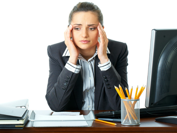 Stop Checking E-Mails too Often to Relieve Stress