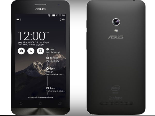 Asus Zenfone 5 Lite Launched at Rs 8,999: 5 Smartphone Rivals