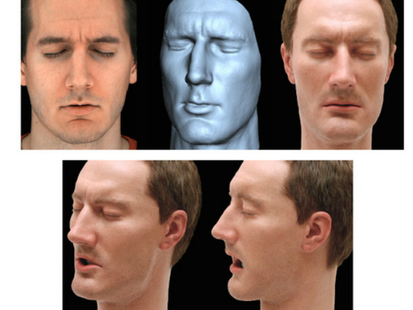 Disney Technique to Produce More Realistic Faces