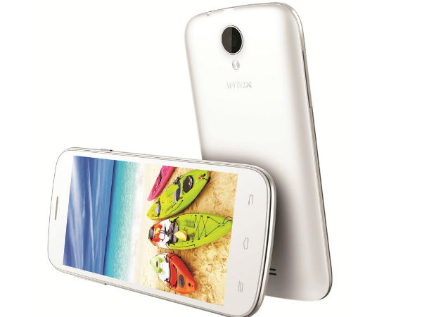Intex Aqua i5 Octa With 5 Inch Display, 13MP Camera Launched