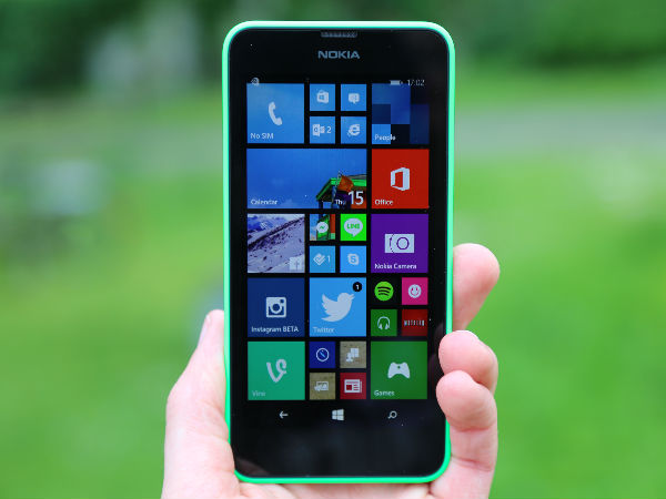 BMW Set to Acquire About 60,000 Microsoft Lumia Windows Phones